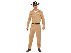Pánský kostým Šerif