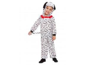 Dětský kostým Dalmatina