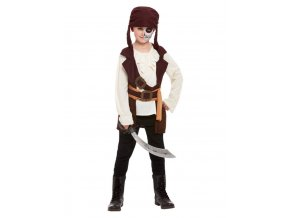 Dětský kostým Duch piráta