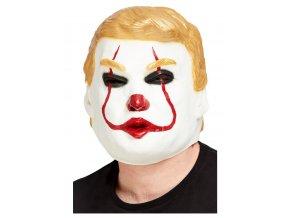 Maska Klaun a Trump