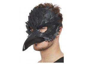 Maska havran