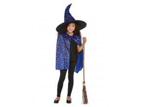 Dětská sada třpytivá čarodějka