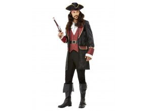 Pánský kostým hulvátský pirát