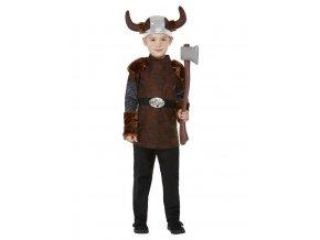 Dětský kostým vikingský barbar