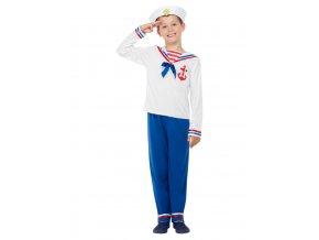 Dětský kostým námořník