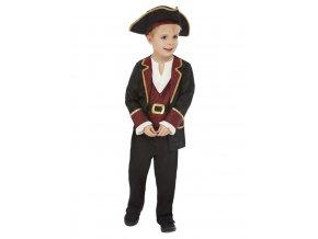 Dětský kostým chvástavý pirát