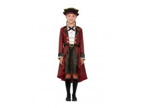 Dětský kostým drzá pirátka