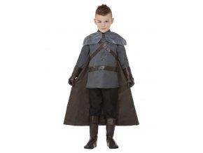 Dětský kostým středověký pán Deluxe