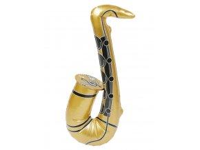Nafukovací saxofon