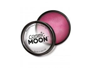 Metalický makeup Růžový