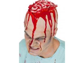Zombie Hlava s mozkem