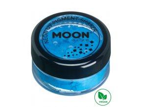 UV NEON pigmentový prášek Modrý