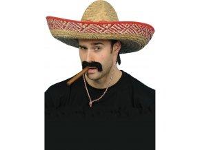 Slaměný klobouk Sombrero