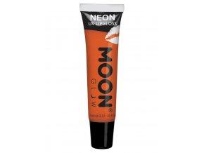 UV NEON ovocný lesk na rty Oranžový (Mandarinka)