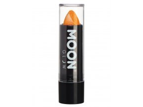 UV NEON glitrová rtěnka Oranžová
