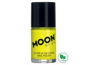 Fosforující UV lak na nehty Žlutý