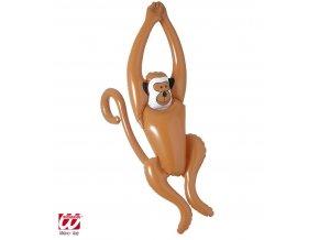 Nafukovací opice 90cm