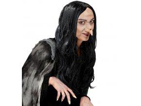 Paruka Čarodějnice černá