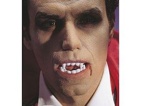 Upíří zuby plastové