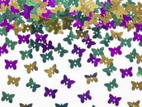 Konfety motýlci, 15g