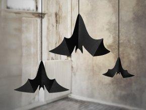 Závěsní netopýři, 3ks