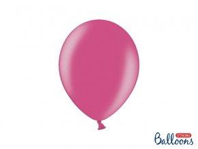 Balónek Hot pink, 27cm