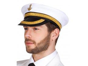 Kapitánská čepice Námořník