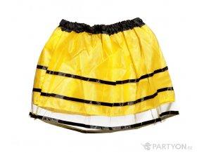 Žlutá sukně Včelka
