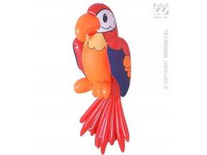 Nafukovací papoušek 60cm