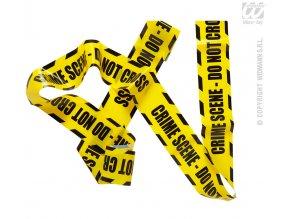 Policejní páska Místo činu 7,20m