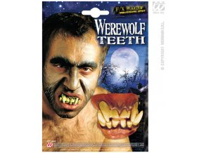 Gumové zuby Vlkodlak