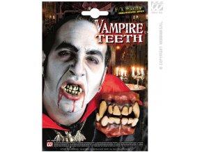 Gumové zuby Upír