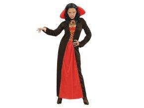 Dámský kostým vampírka