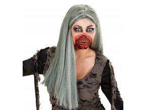Krvavá Zombie ústa