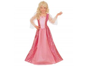 Dětský kostým Princezna deluxe