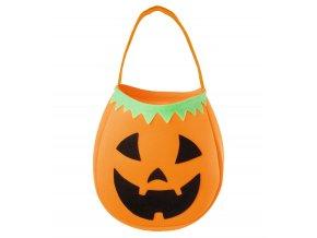 Halloweenská taška Dýně