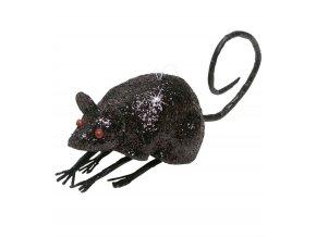 Halloween dekorace Myš