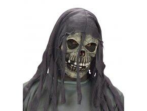 Halloween maska Mrtvola