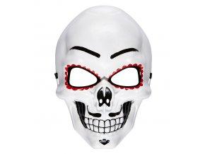 Maska lebka Sugar Skull