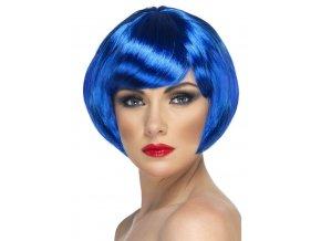 Dámská paruka Babe modrá