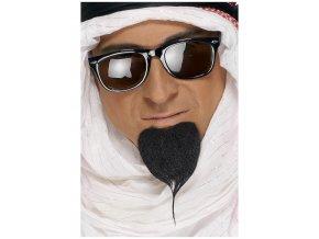 Černá bradka Arab