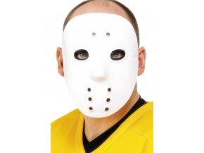 Plastová hokejová maska Jason