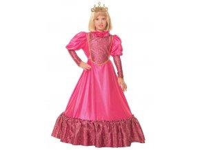 Dětské luxusní šaty princezna