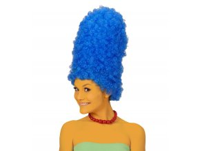 Modrá paruka Marge Simpsonová