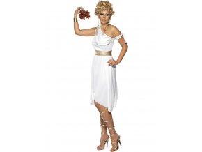 Dámský kostým Řecká bohyně (bílý)