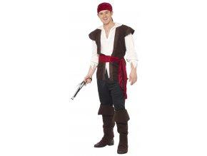 Pánský kostým Pirát z karibiku