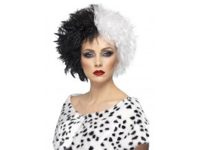 Paruka Cruella De Vil (101 dalmatinů)