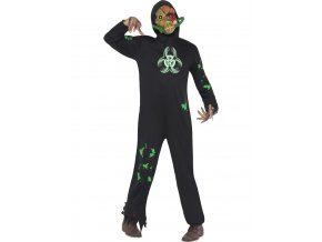Pánský kostým Zombie biohazard