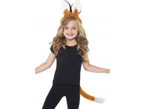 Dětská sada liška