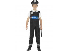 Policejní kostým dětský